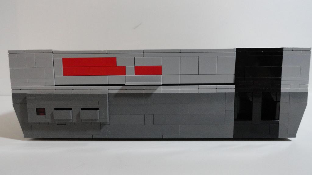 LEGO Nintendo front view