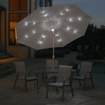 solar-umbrella