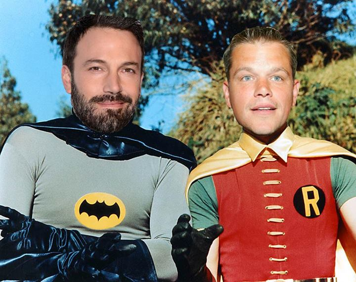 Affleck and Robin
