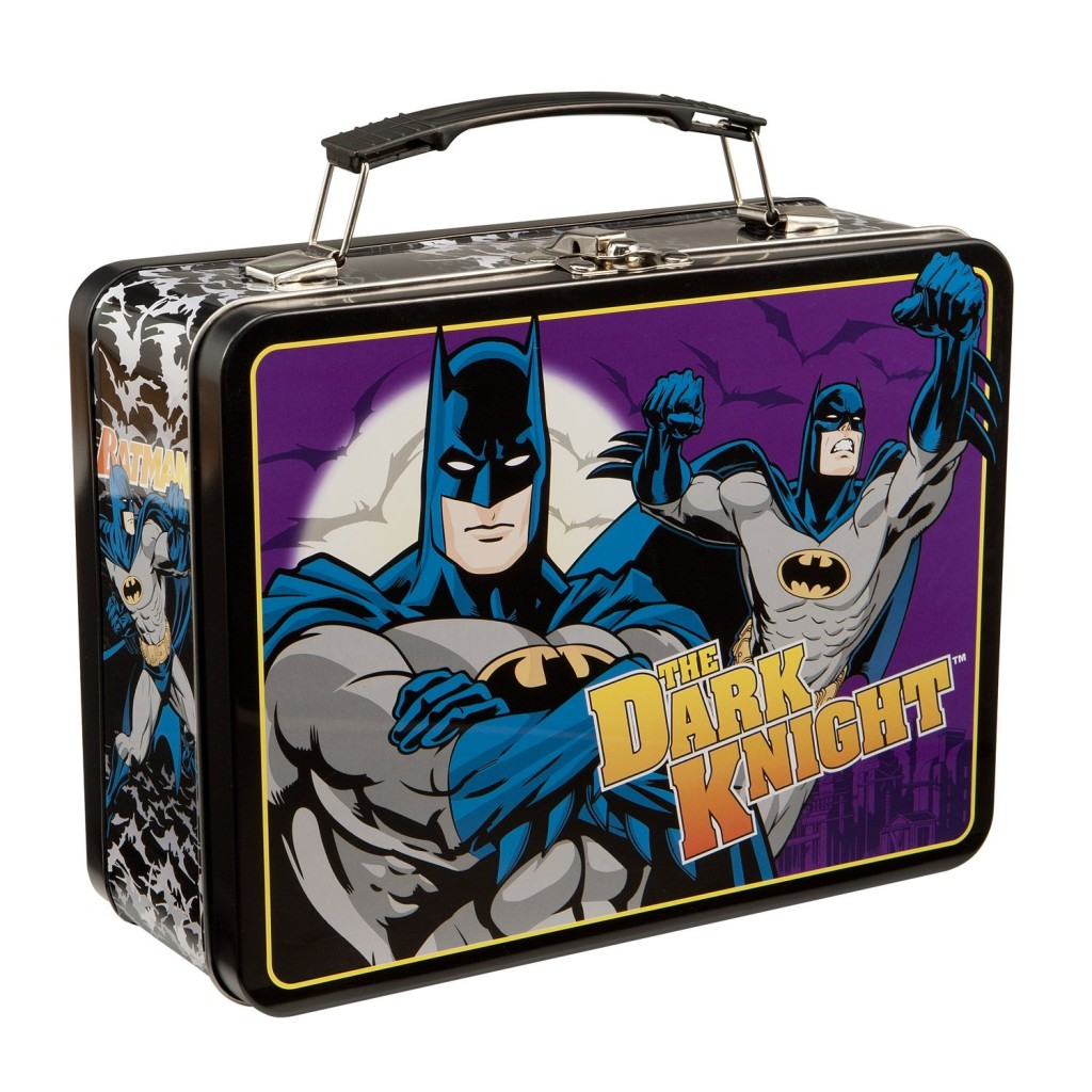 Batman Tin Lunch Box