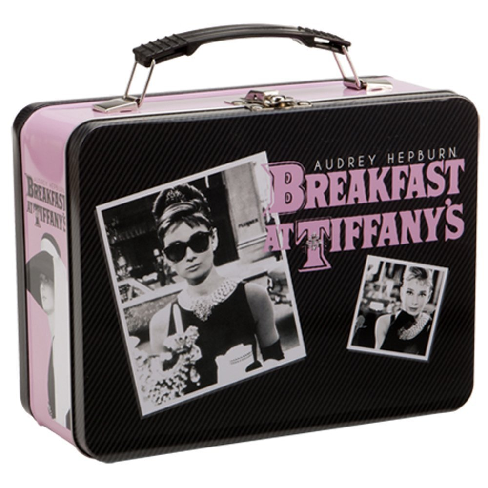 Breakfast at Tiffany's Lunch Box