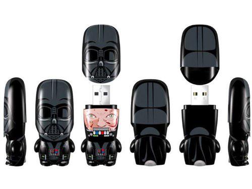 Darth Vader Unmasked Mimobot