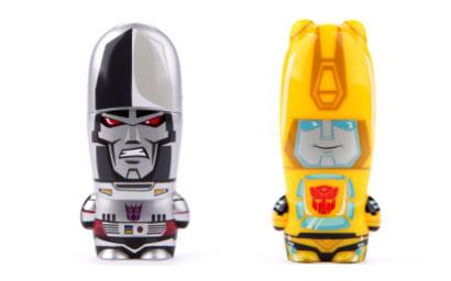 Megatron and Bumblebee Mimobot