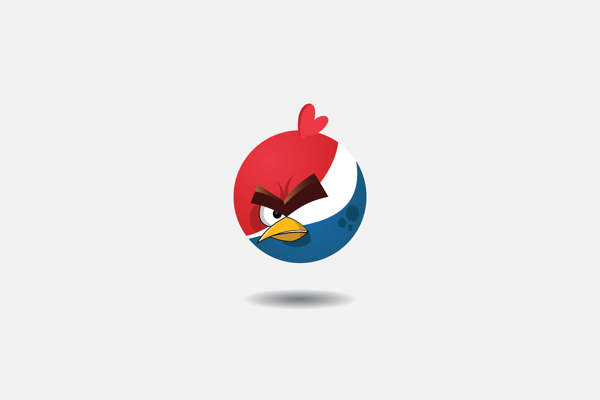 Pepsi giant Bird