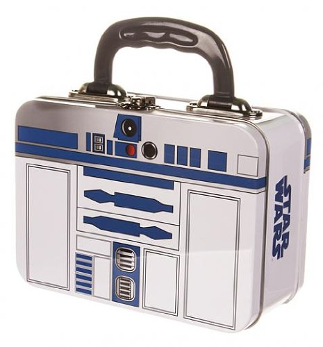 R2-D2 tin Lunch Box