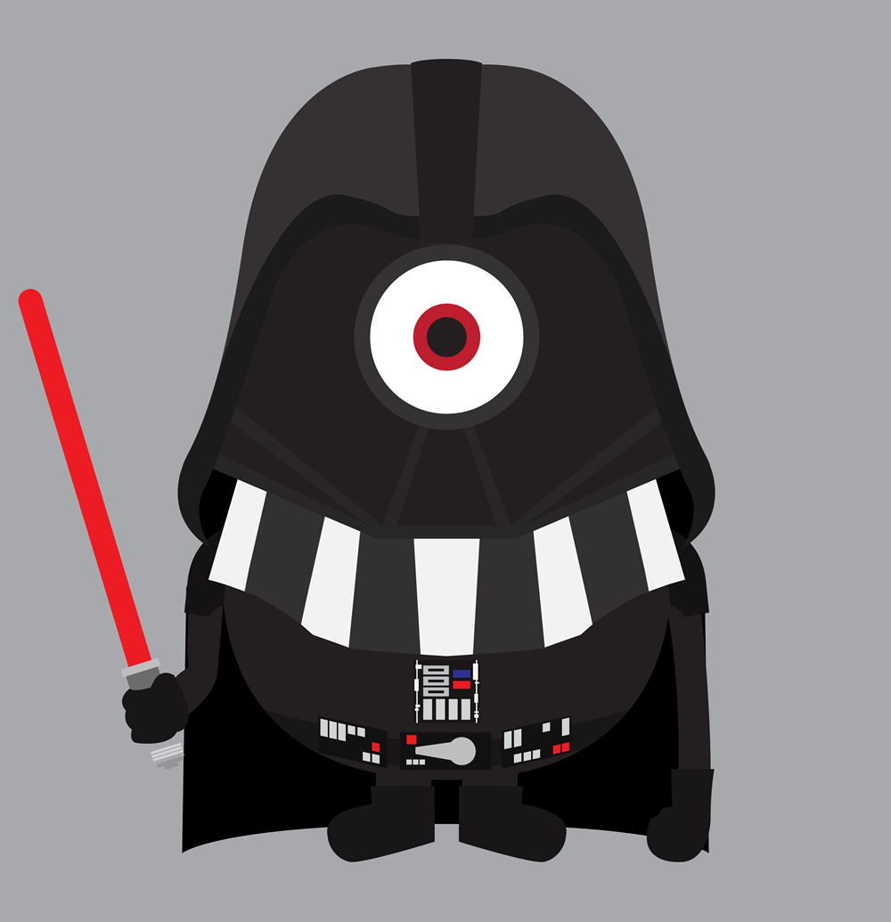 cutest darth vaders youll find   galaxy