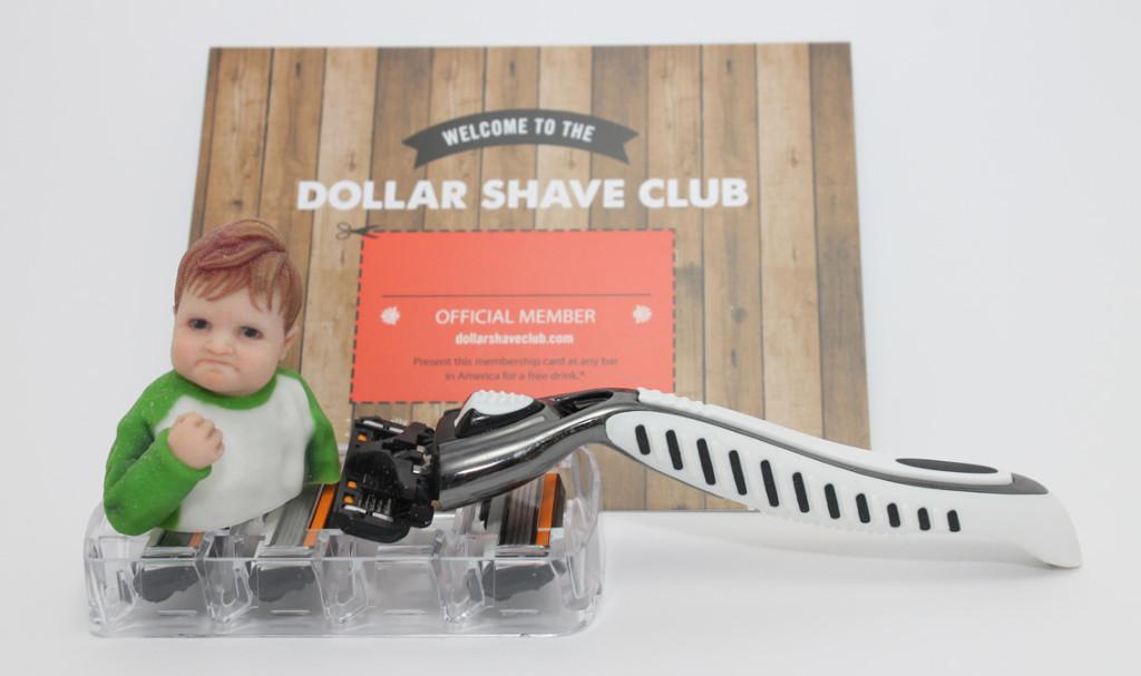 Dollar Shave Club items