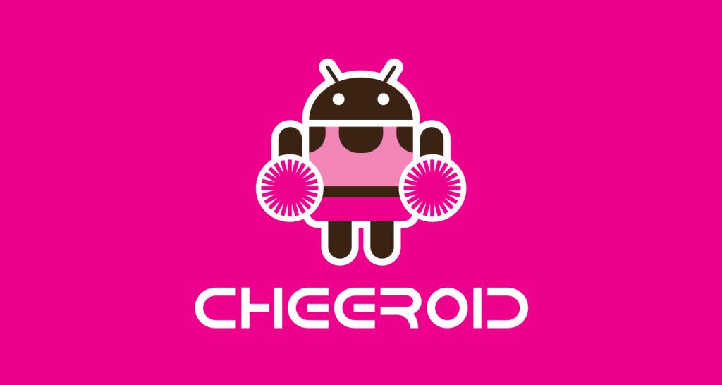 Android Cheerleader