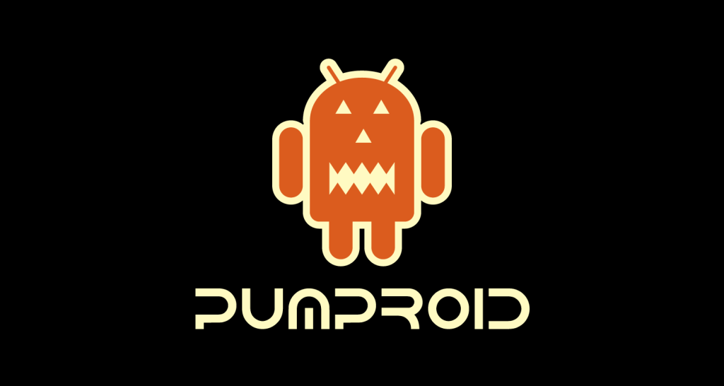 Android Pumpkin Halloween Costume
