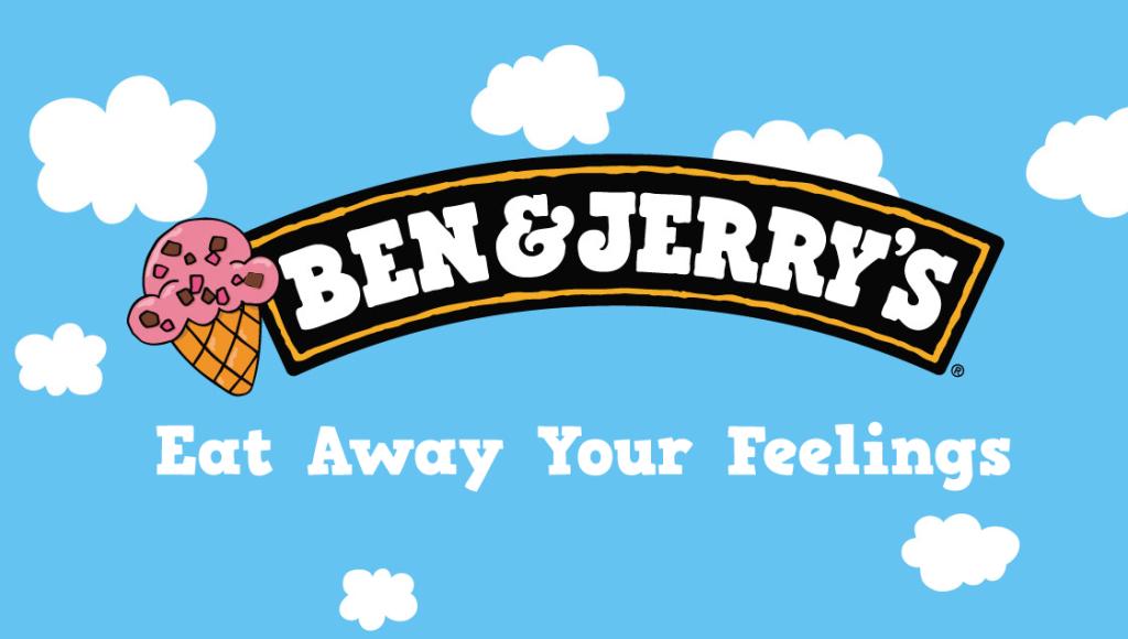 Ben & Jerry's Eat Away Your Feelings