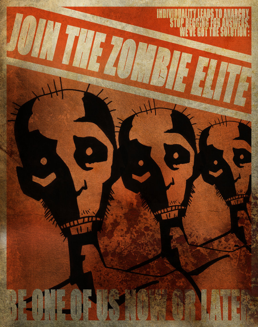 Join the Zombie Elite