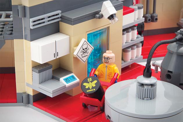 Breaking Bad Lego Set