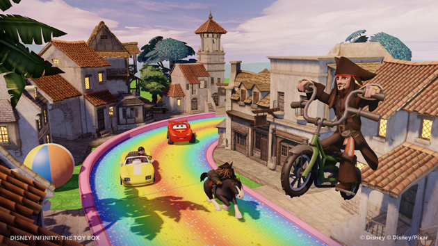 Best Holiday Games Disney Infinity