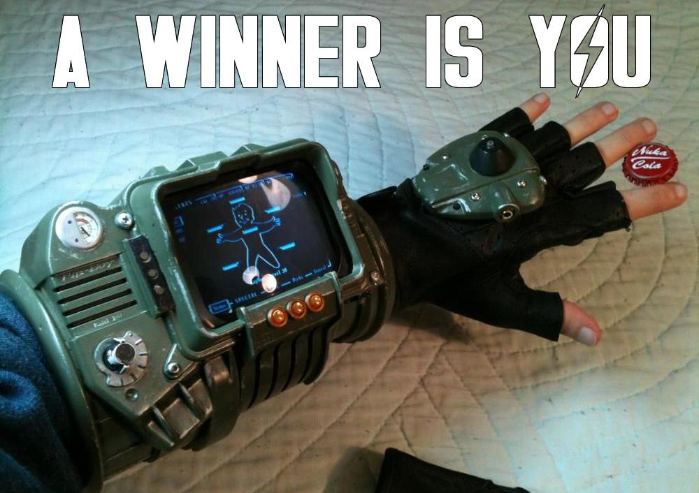 Fallout Pip Bot Repilica