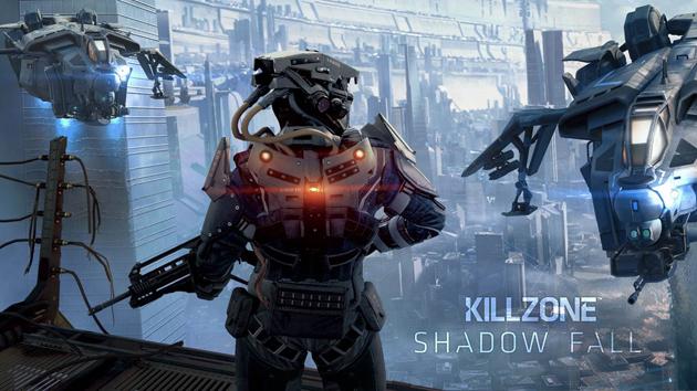 Best Holiday Games Killzone: Shadow Fall