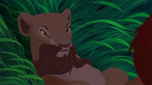 Disney Princesses with Beards 10
