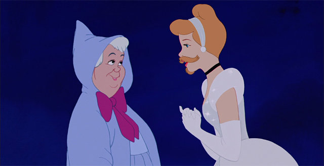 Cinderella with a Beard