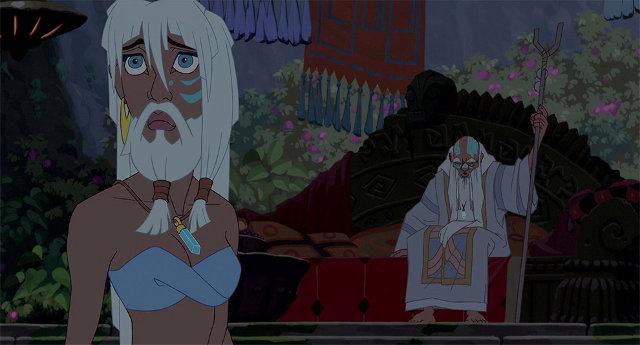 Disney Princesses with Beards 5