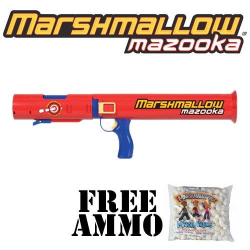 Mazooka Marshmallow Shooter
