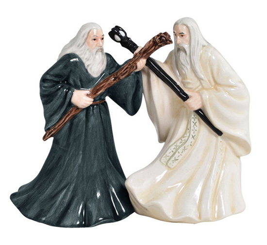 Saruman and Gandalf Set
