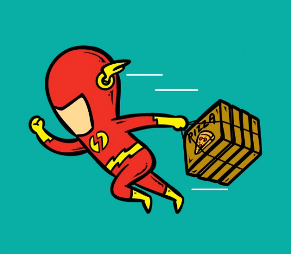 Flash Pizza Delivery