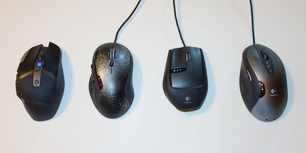 Logitech G602 Wireless Mouse Review Great For Work Or Gaming