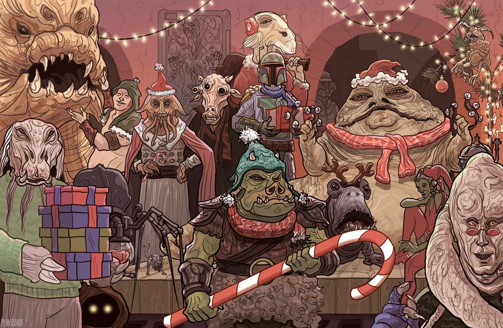 Jabba's Palace Card Front