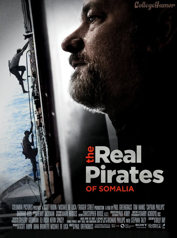 Captain Phillips, The Real Pirates of Somalia