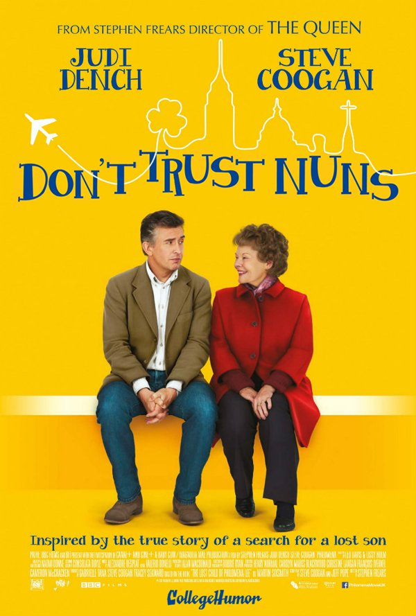 Philomena Don't Trust Nuns