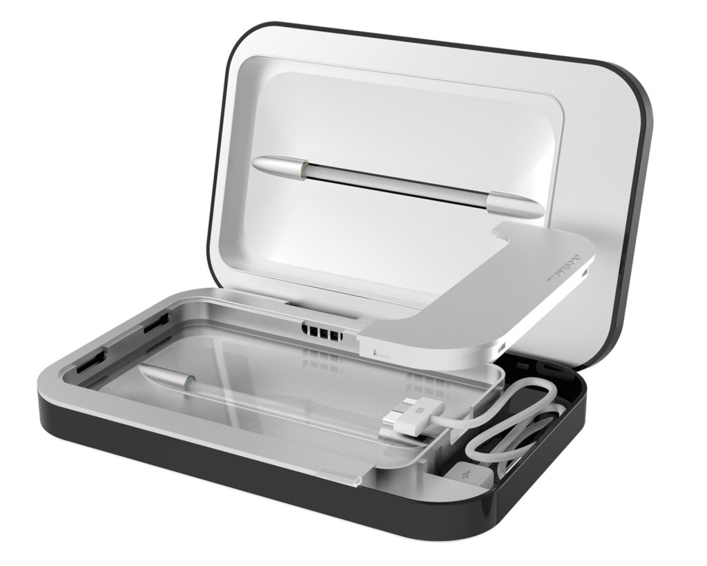 CES 2014 phonesoap-charger