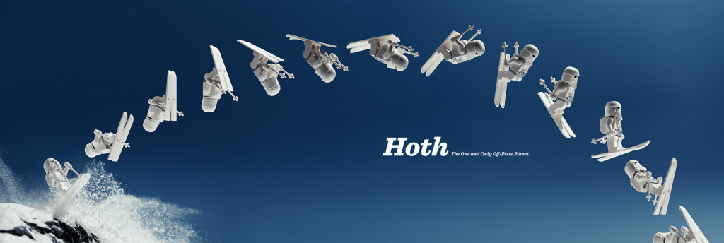 Advertisement for Hoth