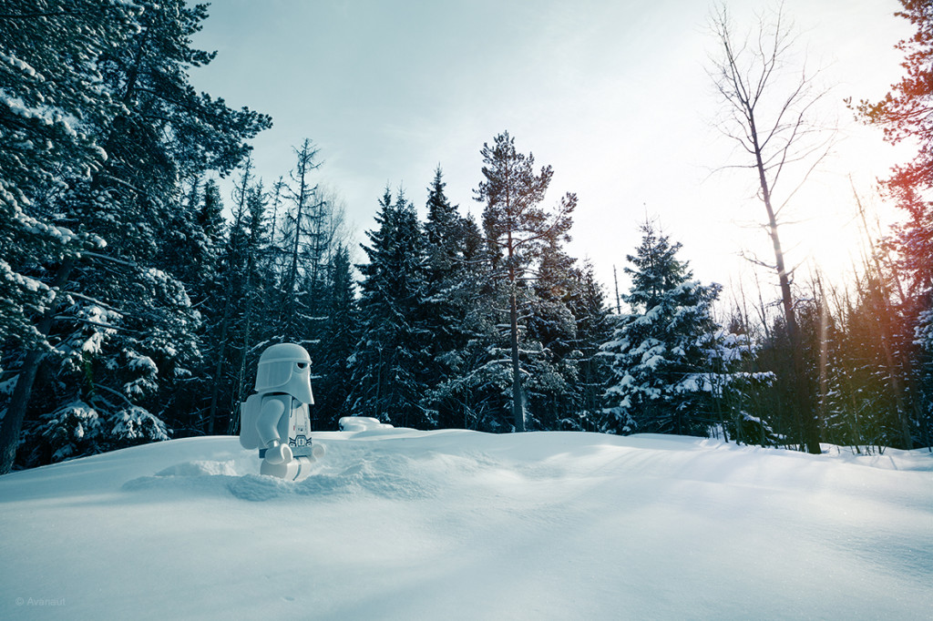 Springtime on Hoth