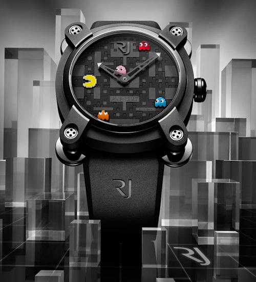 Romain Jerome Pac-Man Watch