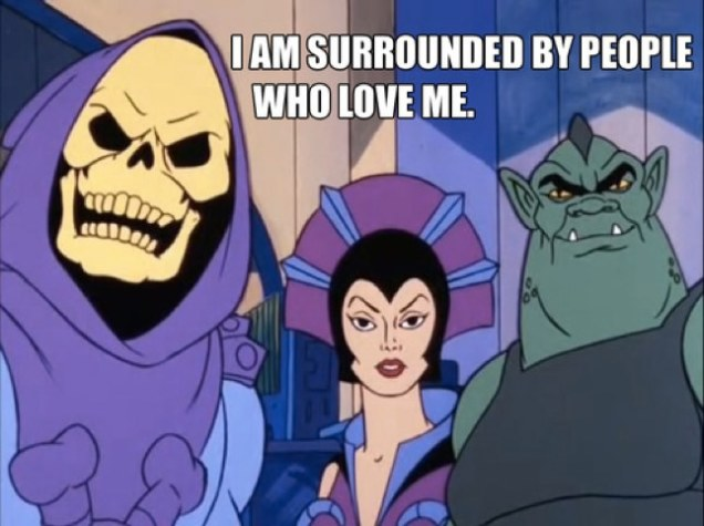 Skeletor Daily Affirmations 1