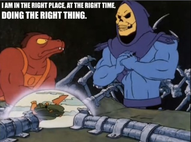 Skeletor Daily Affirmations 4