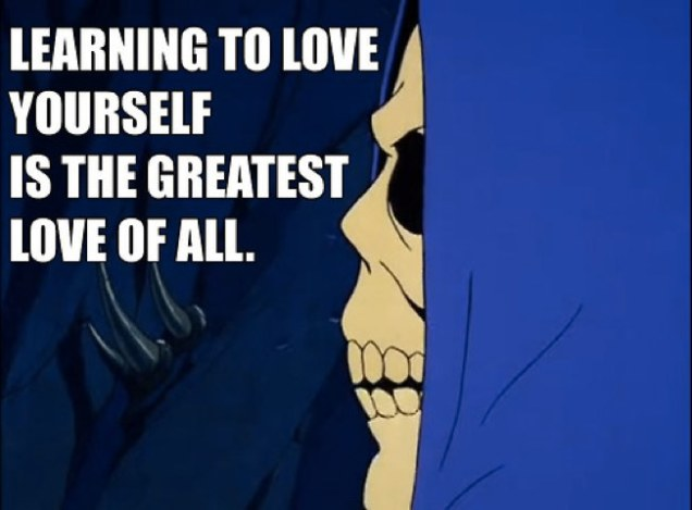 Skeletor Daily Affirmations 5