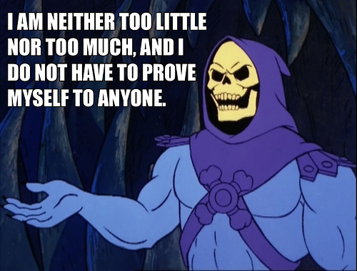 Skeletor Daily Affirmations 9