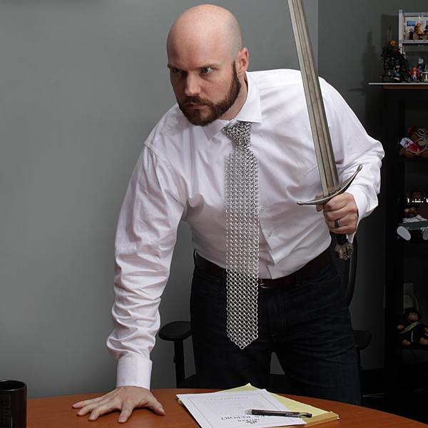 chain_mail_necktie