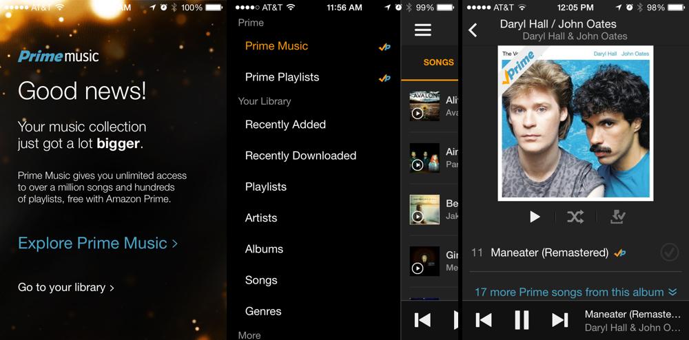 Amazon-Music-mobile-app