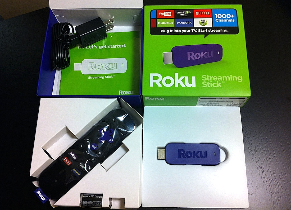 Roku Streaming Stick Review (HDMI Version): Size Matters Not