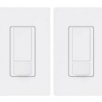 2-Pack Lutron Maestro Occupancy Sensing Switch $30 at Home Depot