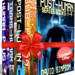 Post-Human Series Books 1-4 eBook Set Free at Amazon