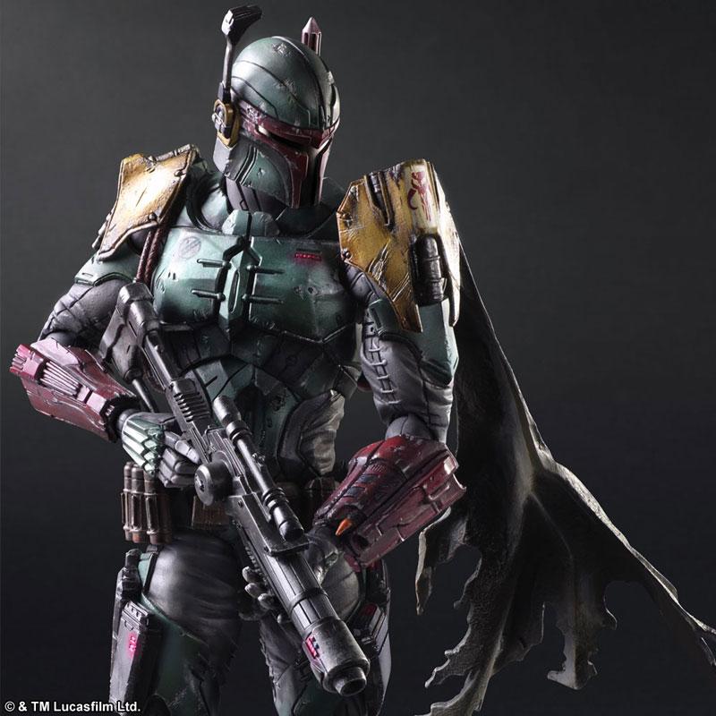 Boba Fett Square Enix Star Wars Figure