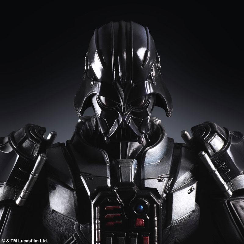 Darth Vader Square Enix Star Wars Figure