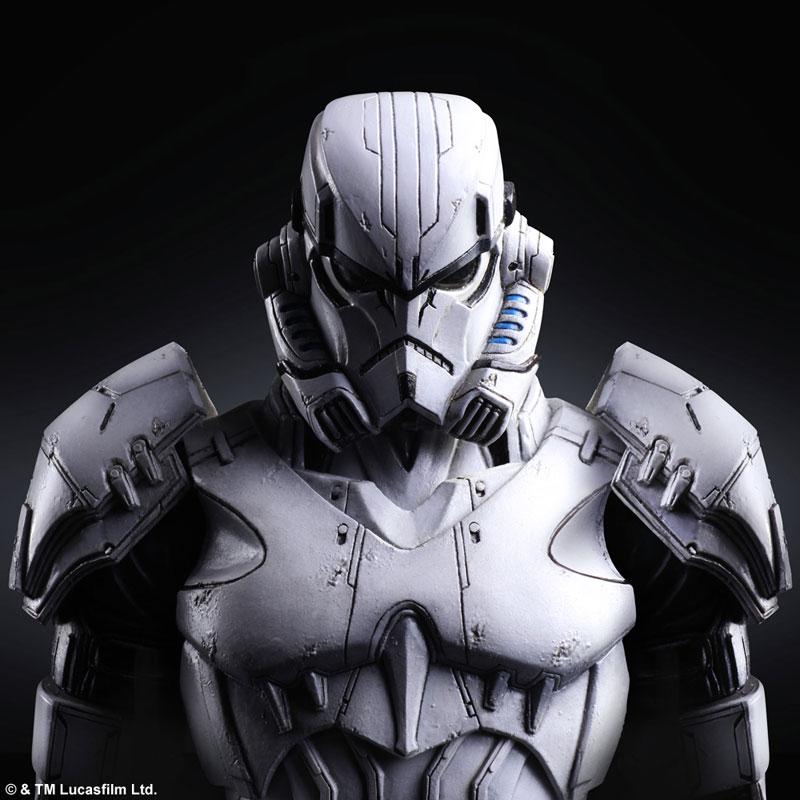Stormtrooper Square Enix Star Wars Figure