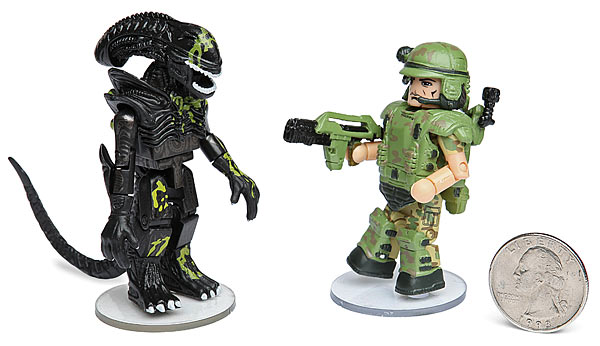 Aliens Minimates ThinkGeek