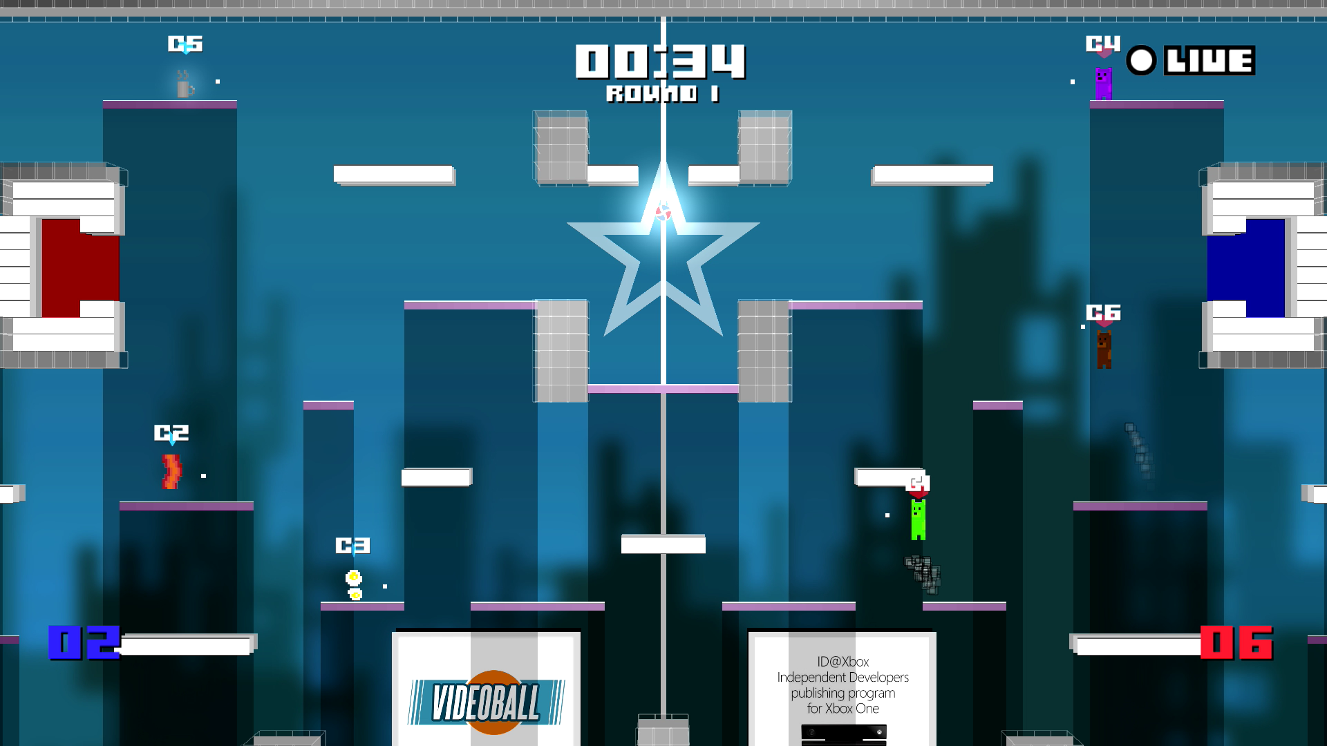 #IDARB screenshot Games with Gold Xbox Live One March