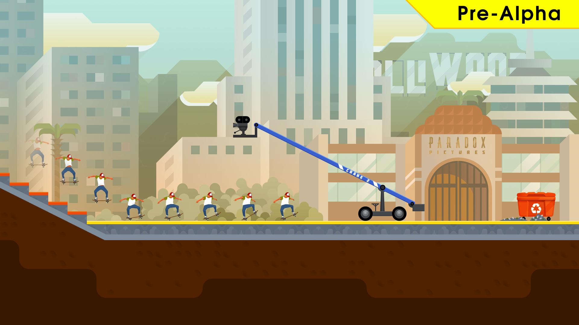 OlliOlli2 Screenshot PSN Free Games March