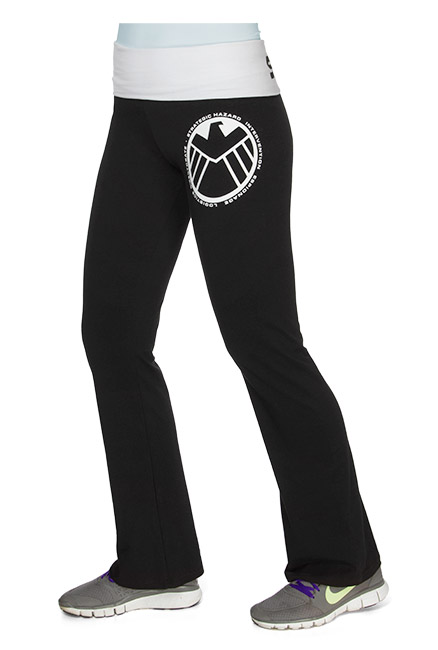 ThinkGeek Shield Yoga Pants