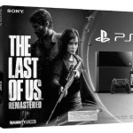 PlayStation 4 500GB Hardware Bundle - The Last of Us Remastered